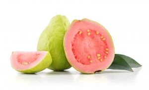 guava is a superfruit and has antibacterial properties